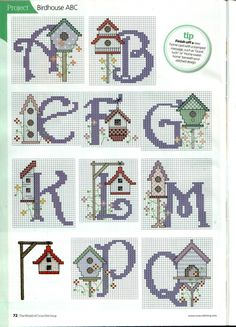 Gallery.ru / Фото #43 - The world of cross stitching 191 - tymannost
