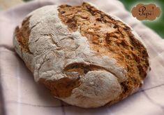 Věřím, že si ho zamilujete jako já. Díky inspiraci z netu (Jemine) už nekupuji chleba, ale pečeme si ho i my doma. Je velmi zdravý, chutný a hlavně vydrží déle než ty kupované. Autor: Kuchár Pepe