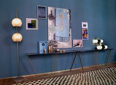 color - installations dimore studio modern interiors