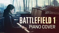 Battlefield - Flight of the Pigeon Piano Cover Piano Tutorial, Piano Cover, Battlefield 1, Piano Music, Pigeon, Youtube, Movie Posters, Game, Film Poster