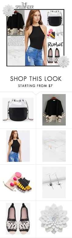 """""""Romwe 1/8"""" by dilruha ❤ liked on Polyvore featuring Gwyneth Shoes"""