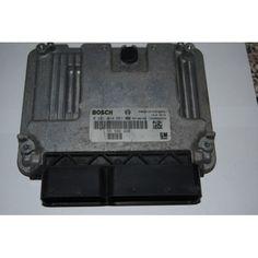 Centralita Bosch 55 566 420 0281014551 para Opel. #opel #centralitas #coche #bosch #automovil #centralita