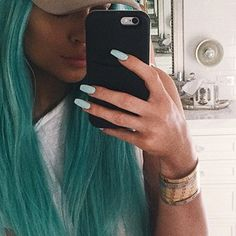Kylie Jenner Nails - 68 Times Kylie Jenner's Nails Were On Point - Best Nail Art