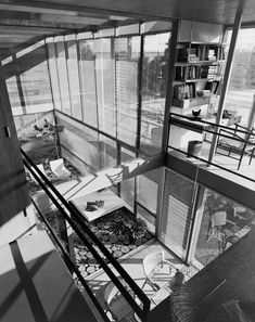 Leavengood Residence, 1950. Paul Rudolph - Architect. Photo courtesy of NC Modernist.