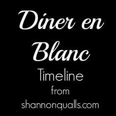 Diner en Blanc Timel...