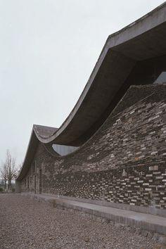 Five Scattered Houses, Ningbo, 2006 - Wang Shu