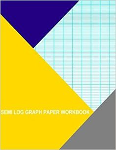 Semi Log Graph Paper Workbook  Divisions Th Th Accent By