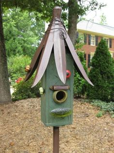 1766 best Bird Houses images on