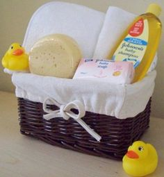 Baby Bath Hamper Gift Box Basket...    http://www.giftsdirect.com/gift-type/hampers-food-baskets/