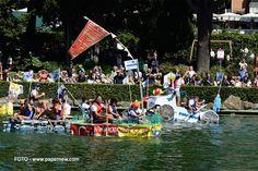 Creare e Comunicare | web agency Roma - Spot e video Re Boat Roma Race | Agenzia di comunicazione di Roma che realizza contributi video e spot pubblicitari