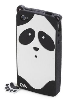 panda iPhone case. $27.99.
