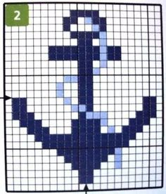 Zugehöriges Bild Image Related Related - Diy Crafts Cross Stitch Cards, Cross Stitching, Cross Stitch Embroidery, Embroidery Patterns, Knitting Charts, Baby Knitting Patterns, Knitting Stitches, Crochet Pixel, Crochet Chart