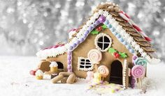 Lebkuchenhaus Bauplan Download Weihnachten Advent