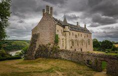 Château de la Roche-Jagu - France  -  Arjen Dijk – Google+