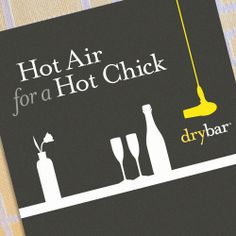 drybar - a place to have someone else blow dry your hair!  Check this place out!