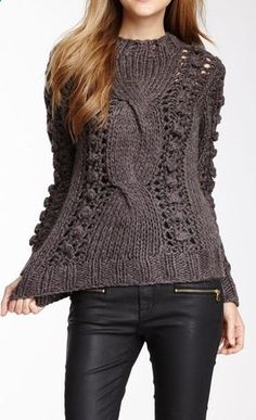 Cable knit | DIY Creator