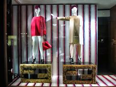 Fendi, London - Commercial Interior Design & Visual Merchandising