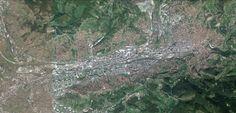 Map Sarajevo