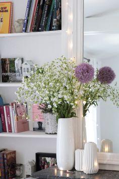 dekoracje w salonie