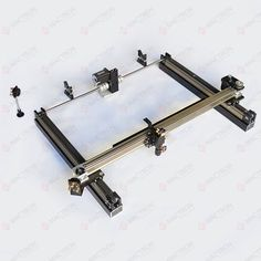 MT-9060 900mm*600mm Single Head DIY Co2 Laser Cutting Kit Laser XY Table Laser XY Stage Hot Sale