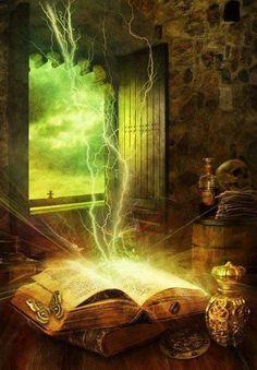 Libro hechizado