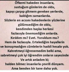 Betül True Words, Sentences, Literature, Notes, Cool Designs, Thoughts, My Favorite Things, Nostalgia, Quotation