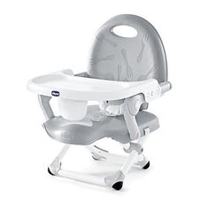 Chicco Pocket Snack Booster Seat Grey