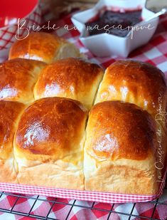 Brioche with mascarpone without butter Cake Factory, Beignets, Cake Cookies, Smoothie Recipes, Meal Prep, Vegan Recipes, Brunch, Bread, Snacks