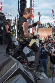 Seeing Metallica live is on my bucket list.