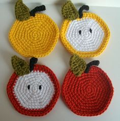 Grandmother's Pattern Book » An Apple for the Teacher – knit ...