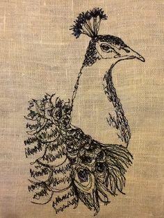 Walcot Peacock