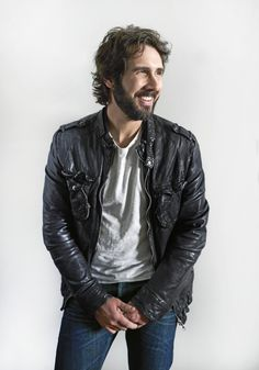 6 Things You Didn't Know About Josh Groban || The Grammy-nominated singer, who makes his Broadway debut in the musical Natasha, Pierre & the Great Comet of 1812 (opening November 14), gets a boost from Steve Perry and trips to the ballpark.