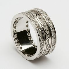 361 33 ImageBig Celtic Wedding Rings, A Traditional Symbol of Love