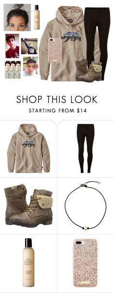 """""""Nash Grier"""" by preppy-lexi-1013 ❤ liked on Polyvore featuring Patagonia, Dorothy Perkins, Coolway, John Masters Organics, Beautiful People and Kate Spade"""