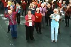 Uplifting Video | Seniors Show Off Slick Dance Moves | UPtv.com - TV Shows - Television Shows – uplifting entertainment – Family Movies, Ser...