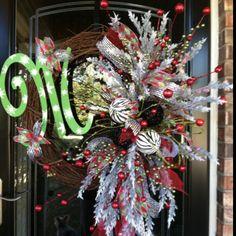 CHRISTMAS WREATH IDEAS | Christmas wreath | craft ideas