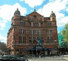 Palace Theatre, London England. I saw Les Mis there!!