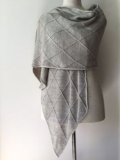 himawari's Structures Sample – Knitting Crochet Knitting Blogs, Loom Knitting, Knitting Stitches, Knitting Designs, Knitting Needles, Free Knitting, Knitting Projects, Knitting Patterns, Knitting Scarves