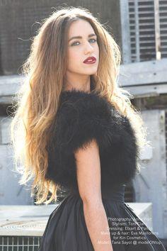 Tana #modelontop #models #women #woman #beauty #modelo #look #fashion www.modelontop.net www.facebook.com/modelontop