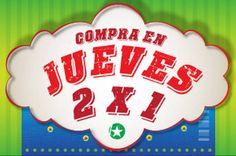 Jueves 2×1 Ticketmaster: Lupita D'Alessio & Yuri y Más Jueves 2×1 Ticketmaster:En Ticketmaster en su jueves de 2X1, el día de hoy puedes encontrar boletos para los siguientes eventos: México DF:Lupita D'Alessio & Yuri,Extraños en un tren,Curva Peligrosa,Ponte en mis zapat... -> http://www.cuponofertas.com.mx/oferta/jueves-2x1-ticketmaster-lupita-dalessio-yuri-y-mas/