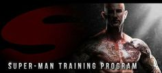 Five Weeks superman training or bodybuilding program by Jim Stoppani to Add size, gain strength and burn tons of body fat. Contact us now!