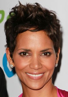 Love seeing a black woman rock the short hair so beautifully
