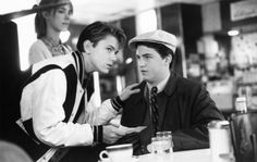 A NIGHT IN THE LIFE OF JIMMY REARDON, River Phoenix, Mathew Perry, 1988 | Essential Film Stars, River Phoenix http://gay-themed-films.com/river-phoenix/
