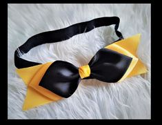 """20 BLESSING Girl 4.5/"""" Braid ABC Ribbon Hair Bow Hair Accessories"""
