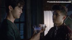Shadowhunters - 9 Results of a Big Night Out: Shadowhunters GIF Edition - 1024