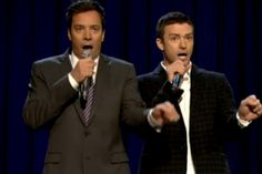 Here's Every Song in Justin Timberlake and Jimmy Fallon's 'History of Rap, Part 4'