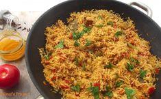 Indiai paradicsomos rizs