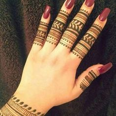 Finger Mehendi Designs, Indian Mehndi Designs, Back Hand Mehndi Designs, Mehndi Designs 2018, Henna Art Designs, Modern Mehndi Designs, Mehndi Designs For Beginners, Mehndi Design Photos, Mehndi Designs For Fingers