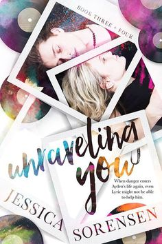 Unraveling You Series by Jessica Sorensen Cover Design & Photography by Mae I Design