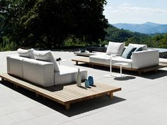 Tribù presents new outdoor furniture collection at iSaloni